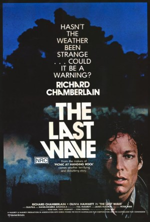 The Last Wave - Cover