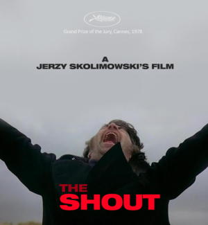 The Shout | poster