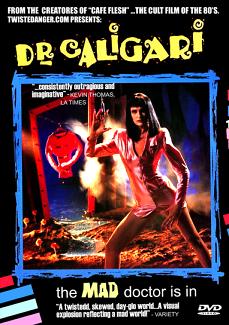 Dr Caligari film cover