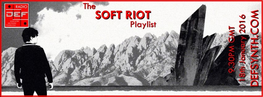 The Soft Riot Playlist Header