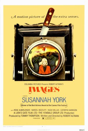 Images (1972, Robert Altman), cover